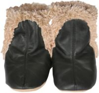 Robeez® Soft Soles™ Size 12-18M Classic Bootie in Black