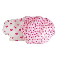 Pam Grace Creations Reusable Hearts Cloth Diaper Covers (Set of 2)