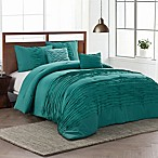 Avondale Manor Spain 5-Piece King Comforter Set in Teal