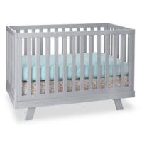 Westwood Design Reese 3-in-1 Convertible Crib in Fog Grey