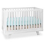Westwood Design Reese 3-in-1 Convertible Crib in White