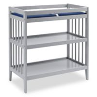 Westwood Design Echo Changing Table with Pad in Fog Grey