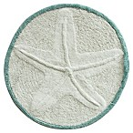 Bacova Starfish Bath Rug in White