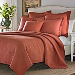 Stone Cottage Arbor Full/Queen Quilt Set in Cayenne