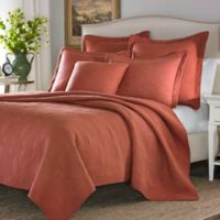 Stone Cottage Arbor Twin Quilt Set in Cayenne