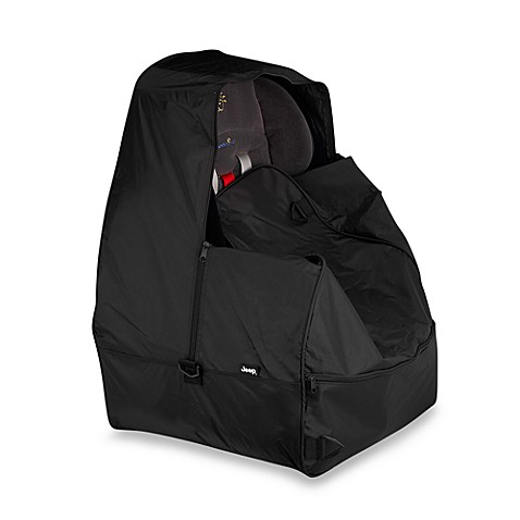 J is for Jeep® Car Seat Travel Bag