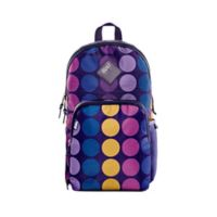 Built NY Lunchpack 19-Inch Union Square Backpack in Plum Dot