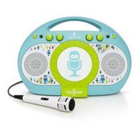 The Singing Machine Tabeoke in Blue/Green