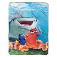 "Disney® Dory ""A Fishy Group"" Throw Blanket"