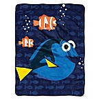 "Disney®  Dory ""Bubbles in Water"" Throw Blanket"