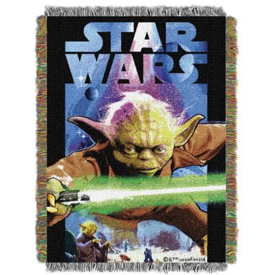star wars u003e star wars powerful ally woven tapestry throw blanket