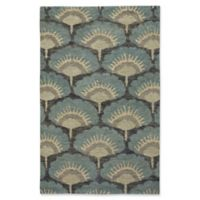 Capel Rugs Williamsburg Ina 8-Foot x 10-Foot Area Rug in Blue