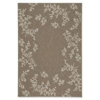 Capel Rugs Biltmore Elsinore Winterberry 5-Foot 3-Inch x 7-Foot 6-Inch Area Rug in Wheat