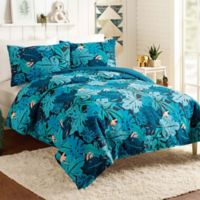 Justina Blakeney by Makers Collective Ojai King Duvet Cover Set in Blue
