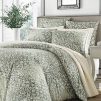 Stone Cottage Abingdon King Duvet Cover Set in Green