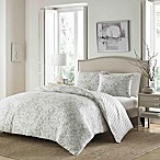Stone Cottage Camden Reversible King Duvet Set in Grey