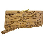Totally Bamboo® Connecticut Destination Cutting Board