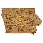 Totally Bamboo® Iowa Destination Cutting Board