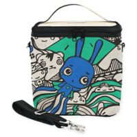 SoYoung Pixopop Flying Stich Bunny Small Cooler Bag in Blue