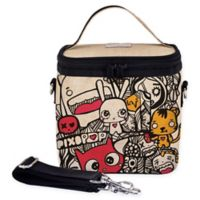 SoYoung Pixopop Pishi and Friends Small Cooler Bag in Red