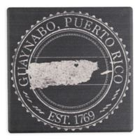 "Thirstystone® ""Guaynabo, Puetro Rico"" Stamp Single Square Coaster"