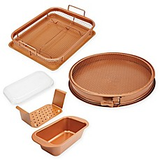 Bed Bath And Beyond Copper Chef Copper Crisper