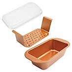 Copper Chef™ Perfect Loaf Pan