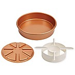 Copper Chef™ 3-Piece Perfect Cake Pan Set