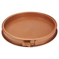 Copper Chef™ 3-Piece 15-Inch Perfect Pizza & Crisper Pan Set