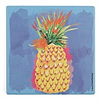 Thirstystone® Neon Pineapple Novelty Single Square Coaster