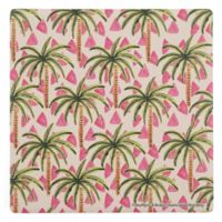 Thirstystone® Palm Trees Single Square Coaster