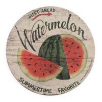 Thirstystone® Watermelon Single Coaster