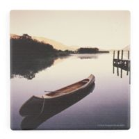 Thirstystone® Dolomite Lake Shore Single Square Coaster