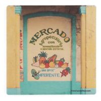 Thirstystone® Dolomite Mercado Square Single Coaster