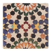 Thirstystone® Dolomite Spanish Table Single Square Coaster