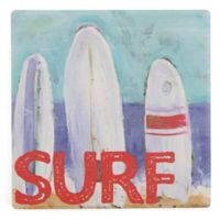 Thirstystone® Dolomite Surf Single Square Coaster