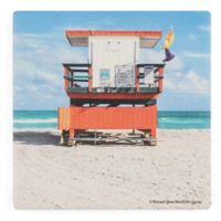Thirstystone® Dolomite Miami Beach Single Square Coaster