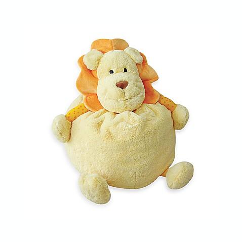 Lion bean bag bellie bed bath beyond for Hand shaped bean bags