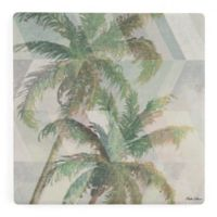 Thirstystone® Dolomite Go with Coastal Color Single Square Coaster