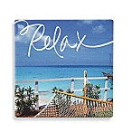 Thirstystone® Relax Single Square Coaster