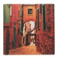 Thirstystone® Dolomite Old Toledo Square Single Coaster