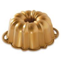 Nordic Ware® Anniversary Premier Gold 12-Cup Bundt Pan in Gold