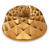 Nordic Ware® Jubilee Premier Gold 10-Cup Bundt Pan in Gold