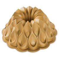 Nordic Ware® Crown Premier Gold 10-Cup Bundt Pan in Gold