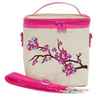 SoYoung Cherry BLossom Large Cooler Bag in Pink