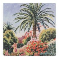 Thirstystone® Dolomite Mediterranean Paradise Square Single Coaster