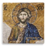 Thirstystone® Dolomite Christ Single Square Coaster