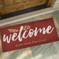 Cozy Home 24-Inch x 48-Inch Door Mat