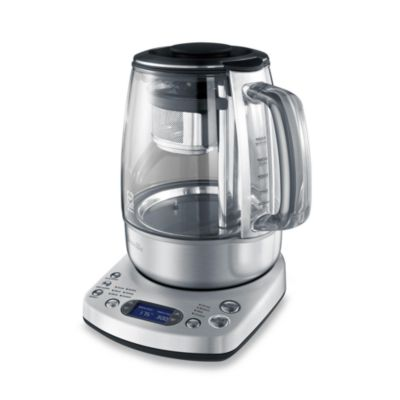 Breville Electric Coffee Maker : Breville One-Touch 51-Ounce Electric Tea Kettle - Bed Bath & Beyond