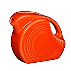 Fiesta® Mini Disk Pitcher in Poppy